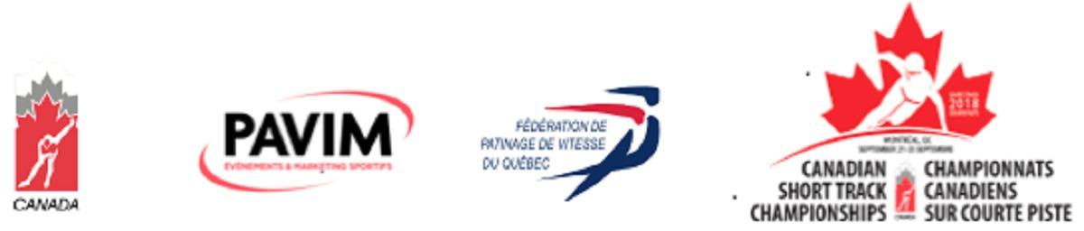 Championnats canadiens sur courte piste 2018- présentés par Intact Assurances